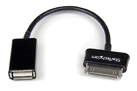 StarTech.com USB OTG Adapter Cable for Samsung Galaxy Tab - Connect USB Devices to Samsung Galaxy Tab - Scaricare Pin