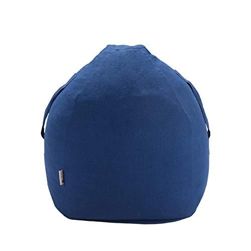 XUE Sofa Sack, Ultra Soft Bean Bag Chair Memory Foam Bean Bag Chair Stuffed Foam Foam Filled Furam Plush Ultra Soft Bean Bags Chairs for Kids Teens Foam Foam Filled Furniture for Dorm Room