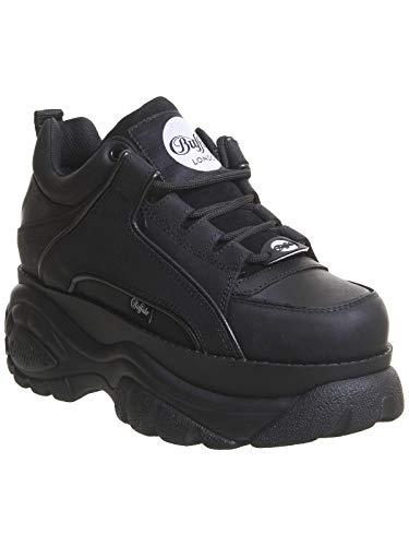 Buffalo Damen Sneaker Größe 37 EU Schwarz (schwarz)