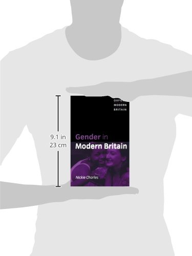 Gender in Modern Britain (Oxford Modern Britain)