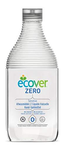 Ecover Geschirrspülmittel Zero 450ml, 2er Pack(2 x 450ml) -