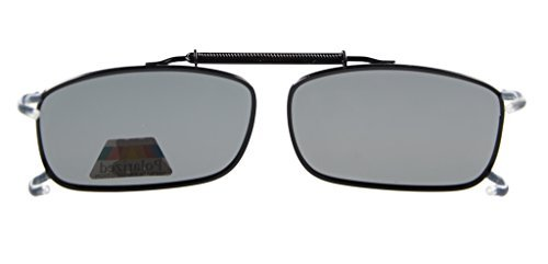 d8dd53b2cd Eyekepper Metal Frame Rim Polarized Lens Clip On Sunglasses Grey Lens - Buy  Online in Oman.
