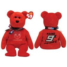 Kasey Kahne, Nascar (Ty NASCAR Kasey Kahne # 9 - Bear by Ty)