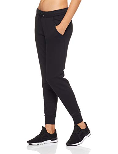 Nike Damen Hose Tapered, Black, M