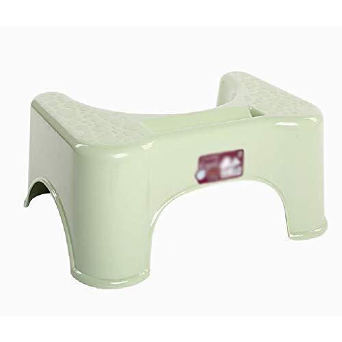 WC de bain Tabourets Le tabouret Step Up Step de la salle de bains Squatty Potty antidérapant soulage les poils de constipation et le ballonnement naturellement. Aligne le côlon pour un soulagement pl