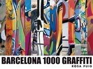 Barcelona 1000 Graffiti por Julián Álvarez