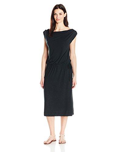 Royal Robbins Noe Damen Kleid M jet black (Cowl Kleid)
