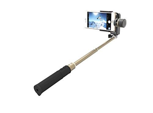 PNJ–Feiyu Tech–Smart Stab–Pértiga telescópica con estabilizadores motorisés Sobre 2Ejes para Smartphone