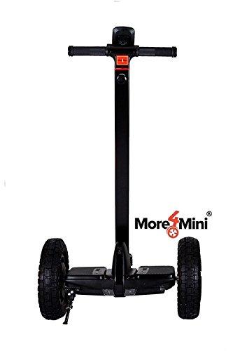 Höhenverstellbarer Lenker für Segway miniPRO (schwarz) - 5