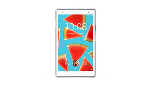 Lenovo Tab4 8 Plus 20,3 cm (8,0 Zoll Full HD IPS Touch) Tablet-PC (Qualcomm Snapdragon APQ8053, 4GB RAM, 64GB eMCP, Android 7.1.1) weiß (8-zoll-tablet Von Lenovo)