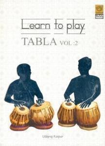 Geethaanjali (Super Video Madras) Learn to Play Tabla - Vol. 2