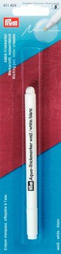 611824-prym-aqua-trickmarker-weiss-markierstift-fur-dunkle-stoffe-wasserloslich