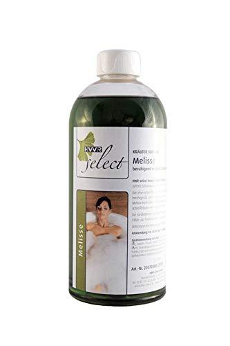 Kräuter Kurbad Melisse, mit natürlichen ätherischen Ölen, HWR Select 500 ml