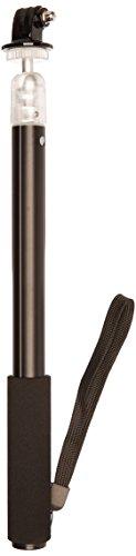 Asta telescopica monopod per GoPro CON * laccetto a strap per telecomando + fissaggio tripod per GoPro * OVNI
