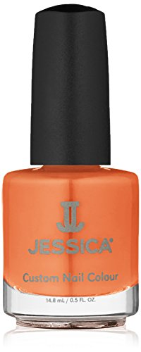 jessica-custom-nail-color-naranja-y-cobre-shades