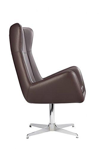 Bar Stools UK Van De Burg Chair Brown
