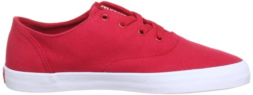 Supra S05010, Baskets mode mixte adulte Rouge (Red)