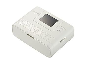 Canon Selphy Cp1200 Photo Printer - White 1
