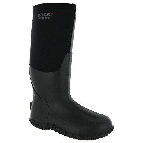 Bogs Ladies Carver Tall Black Insulated Warm Waterproof Wellies Boot 78449-UK 7 (EU 41) (Rain Womens Insulated)