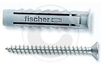 FISCHER TASSELLI C/VITE SX 8 S Confezione da 50PZ