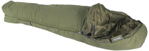Lestra Schlafsack Arctic, Trekking, Herren grün Vert Armée 225 x 80 cm Ouverture Gauche -