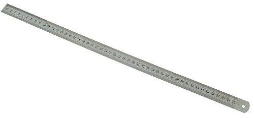 LSR TOOLS Stahlmaßstab, biegsam, 300 mm, in Tasche, 0404530