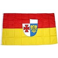 Fahne / Flagge Landkreis Augsburg NEU 90 x 150 cm