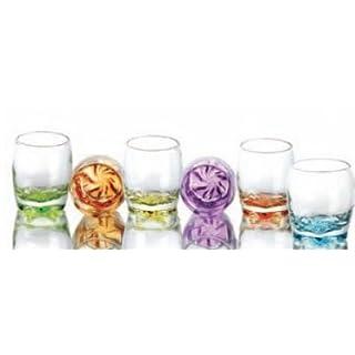 6 x Drinking Glasses Gürallar Artcraft Coral ADR15