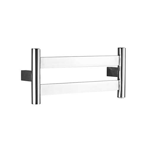 Beheizter Handtuchhalter Handtuchhalter Designer-Badezimmerheizkörper (450 * 200mm)
