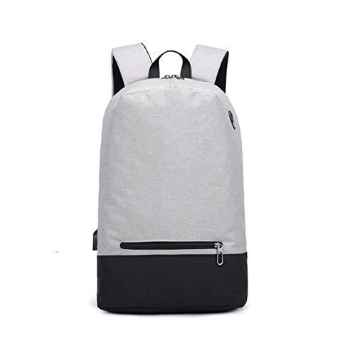 """HF morning Herren 15.6"""" Zoll Laptop Backpack Groß Arbeit Notebookrucksack Nylon Wasserdicht Schultasche Office Business Rucksack Mit Laptopfach"""