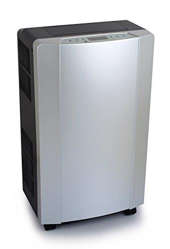Zephir ZDLE12000CS Condizionatore Portatile, Argento