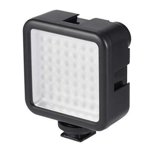 49 Lámparas de luz LED Video Iluminación fotográfica para fotografía de cámara