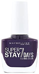 Maybelline SuperStay 7 Days Gel Smalto Unghie 10ml - Plush Velvet
