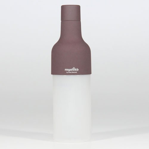 Price comparison product image Royal VKB - VT801.TAD - Soft Plastic Bottle - 310 ml - Dark Taupe