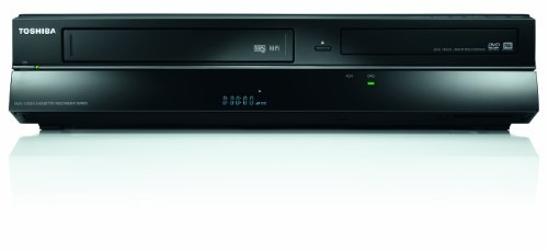 Toshiba DVR20DTKB DVD player & recorder