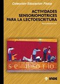 Actividades Sensoriomotrices Para la Lectoescritura Cover Image
