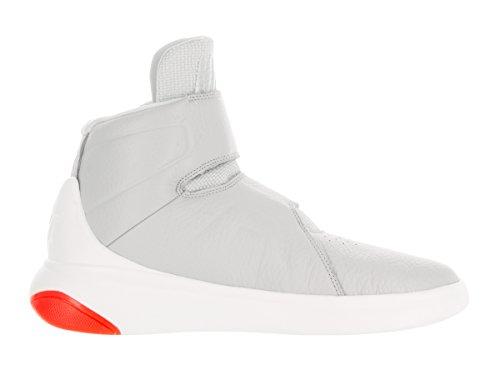 Nike Nike Marxman (Gs), espadrilles de basket-ball garçon Beige (Beige (light bone/light bone-sail-total crimson))