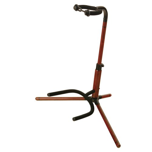 On Stage Stands WGS100 Masters Series Wooden Guitar Stand