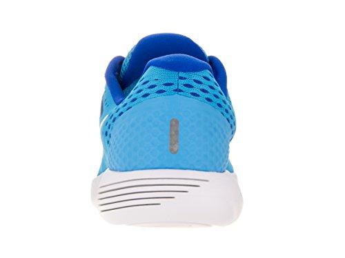 Nike 843726-401, Scarpe da Trail Running Donna Blue Glow/White/Rcr Blue/Hypr Turq