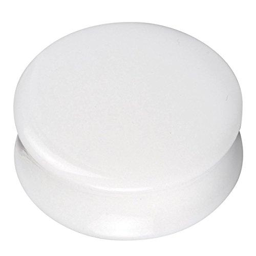 solid-white-acrylic-ear-plug-flared-14mm-by-shokk