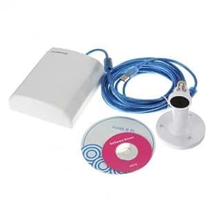 Long Waterproof 150M USB Wireless WiFi Adapter Antenna+5M Cable