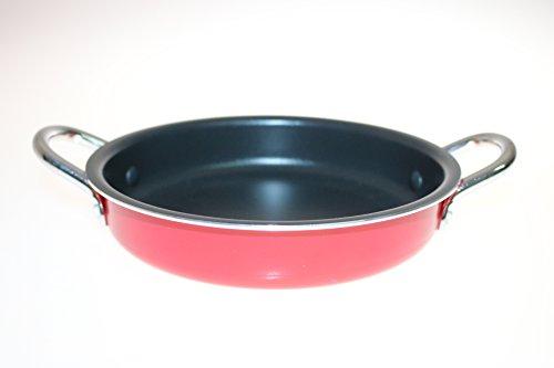 mini-pfanne-spieglei-bratpfanne-kochtopf-klein-topf-minipfanne-2griffe-16-cm-rot