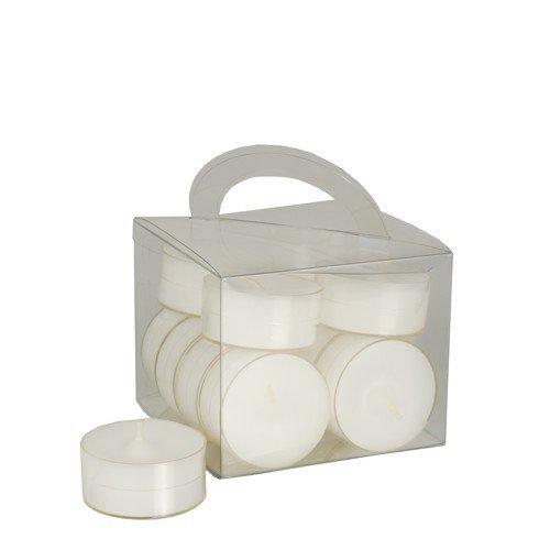 PAPSTAR Teelichter, Durchmesser: 38 mm, weiß (Pro Box White)
