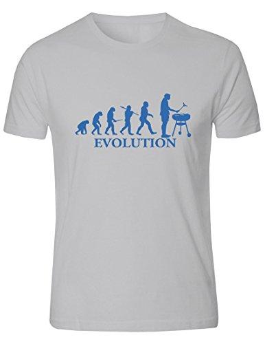 t-shirt-da-uomo-evolution-barbeque-grigio-medium