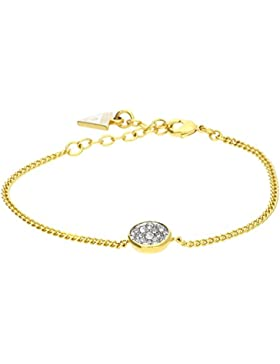 Guess Damen Armband Metall Gold Chic UBB71513-S