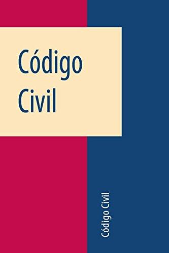Código Civil 2016 por España