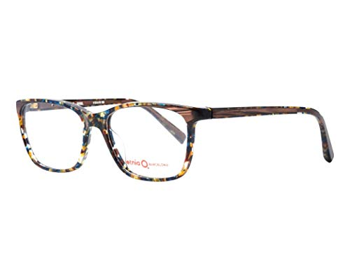 Etnia Barcelona Brille (WEIMAR BRBL) Acetate Kunststoff mix marmor - marmor stil braun