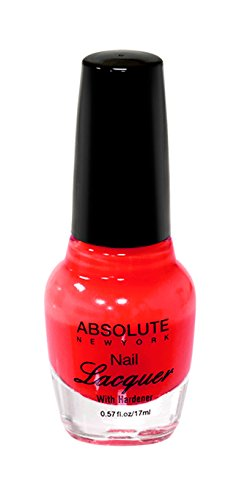 NEW YORK Vernis à ongles absolue – Red Rose, 1 pièce