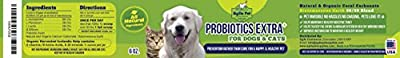 Agile Pet Supplies Probiotics Extra + for Dogs and Cats with Prebiotic Inulin, Icelandic Kelp, Multivitamins and a Natural Dewormer. Upto 160 Days Supply. Optimises Digestive Health, Effective Diarrhea & Allergy Relief, Energy and Vitality, Skin & Coat Is