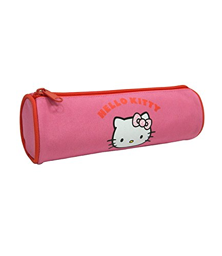 Hello Kitty Chicas Estuche – fucsia